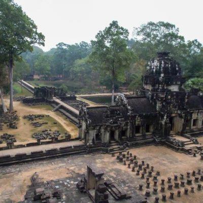 Angkor Thom: Baphuon temple, Angkor Archaeological Park Siem Reap Cambodia