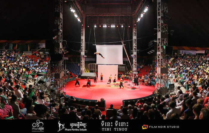 Episode 12: Phare, The Cambodian Circus with Craig Dodge