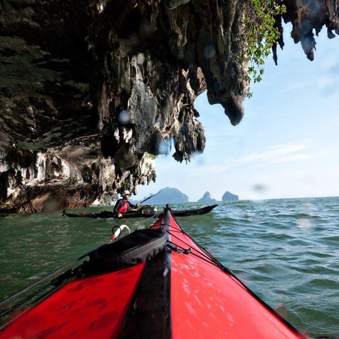 Episode 20: Paddling Thailand's Southwest Coast with Ian Taylor