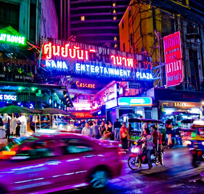 Episode 35: Inside Bangkok – The Nana Neighborhood