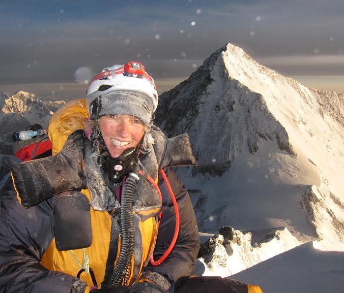 Episode 39: Climbing Nepal's Himalayas with Billi Bierling