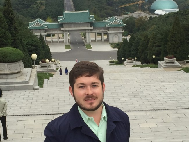 Episode 41: Traveling North Korea with Geoffrey Cain