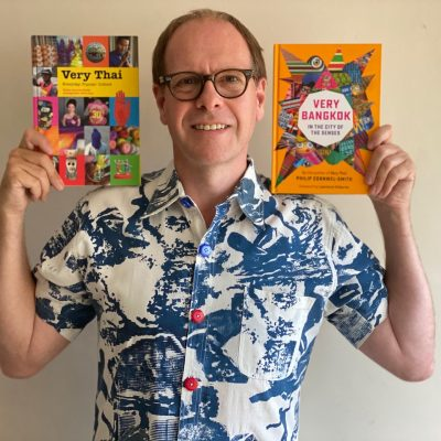 Philip Cornwel Smith on Talk Travel Asia Podcast