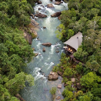 Jason Friedman Shinta Mani Wild on Talk Travel Asia podcast