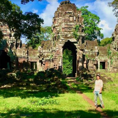 Ep. 109: Expedition to Preah Khan Kompong Svay, Cambodia