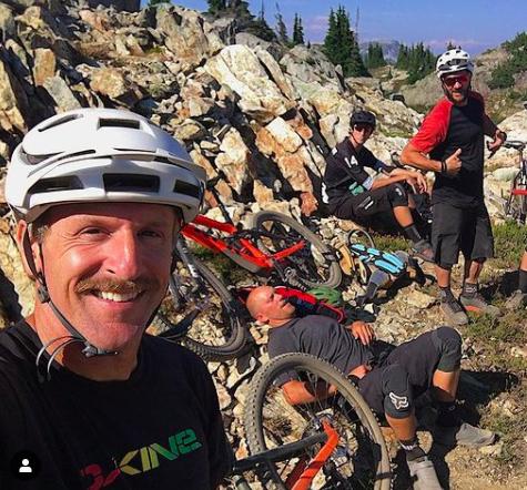 Brice Minnigh talks about Mountain Biking in Asia on Talk Travel Asia podcast