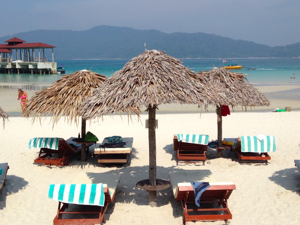 Malaysia has some of the best beaches in Southeast Asia