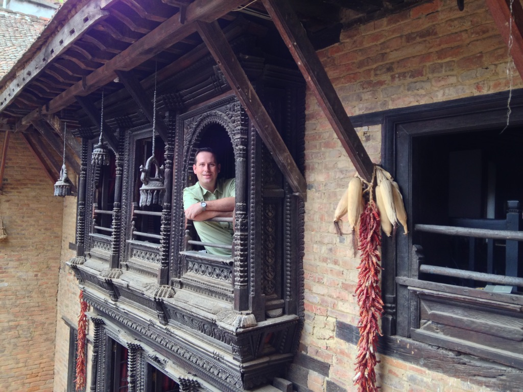 Talk Travel Asia Episode 116: Hidden Gems - Scott in Newa Chen, Nepal