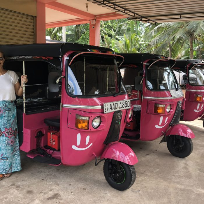 #123 – Think Pink Tuk Tuks with Mary Storrie