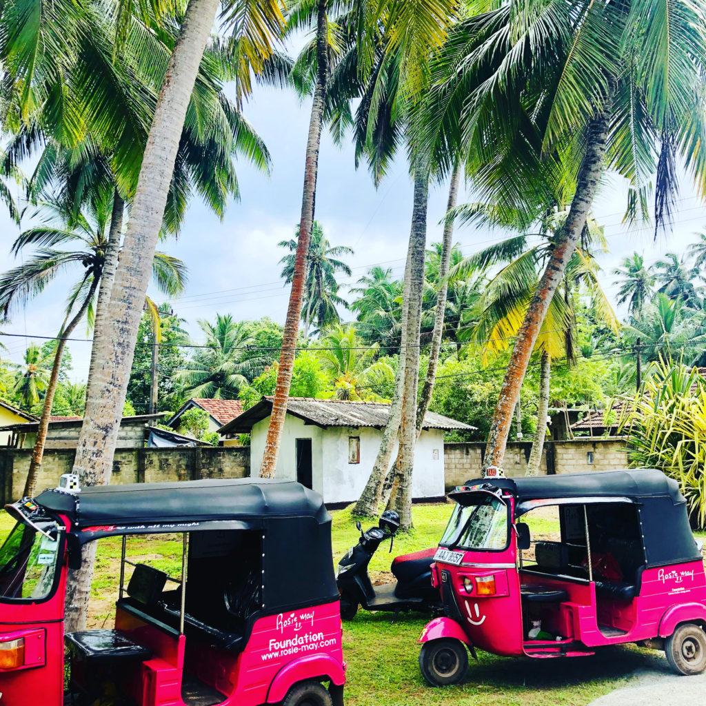 Think Pink Tuk Tuks founder Mary Storrie on Talk Travel Asia podcast