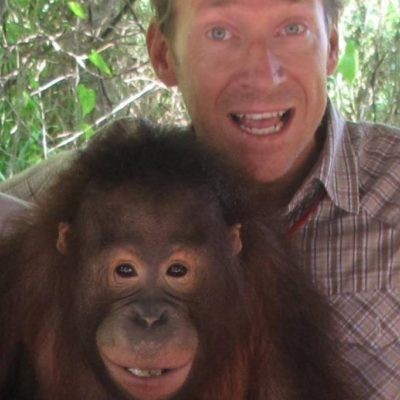 Talk Travel Asia podcast: monkey stories from Asia