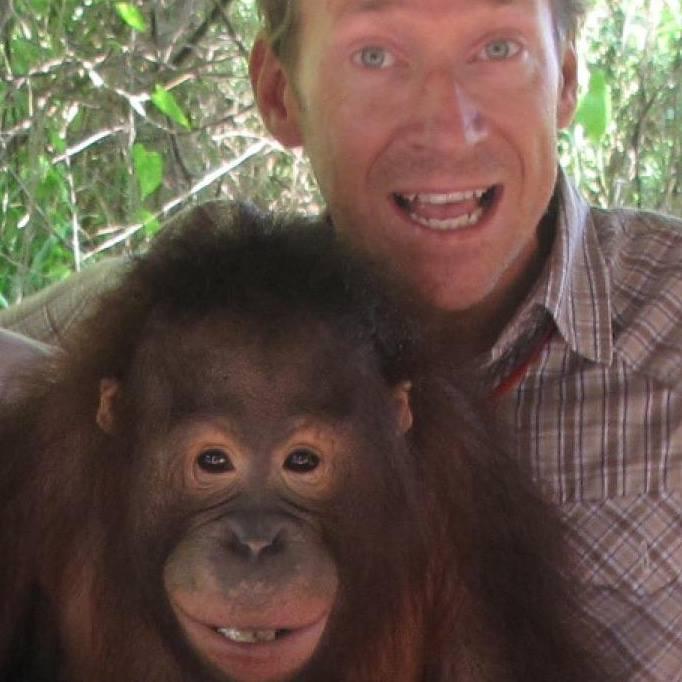 #122 – Monkey Tales: Scott & Trevor's monkey stories from Asia!