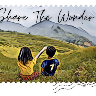 Share the Wonder Asia