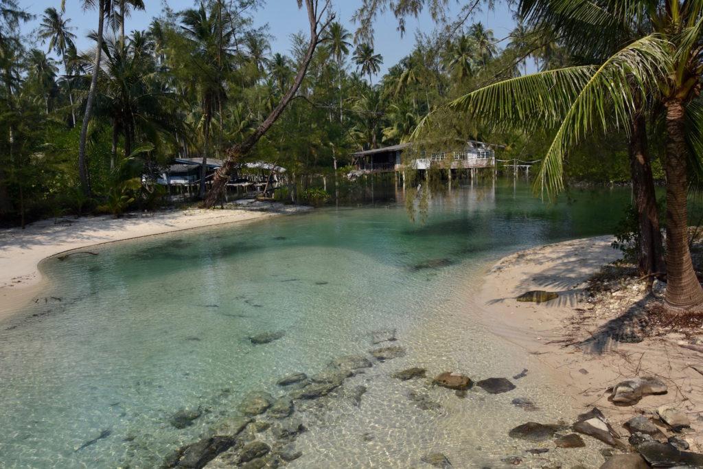 Thailand beach podcast with David Luekens