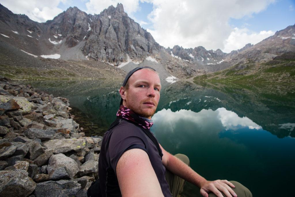 Hiking at Boz Uchuk Lakes along the Ak-Suu Transverse Trekking Route (Copyright Stephen Lioy - Photography and Travel Media) on Talk Travel Asia