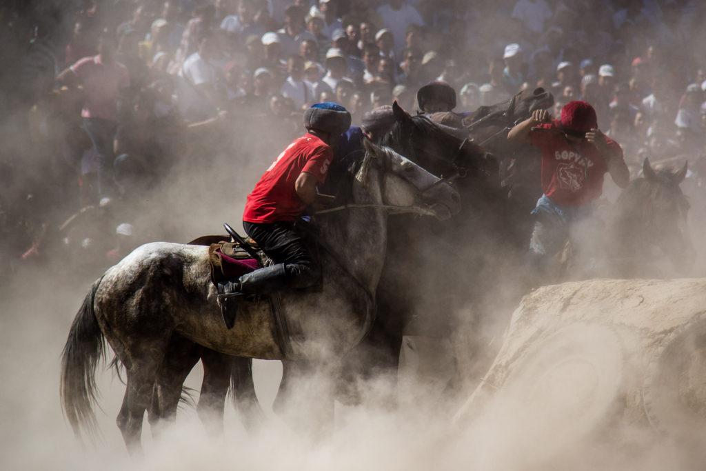 Kok Boru in Bishkek (Copyright Stephen Lioy - Photography and Travel Media) on Talk Travel Asia Podcast