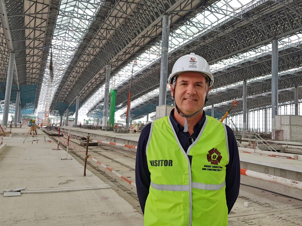 James Clark Train Travel in Asia on Talk Travel Asia podcast